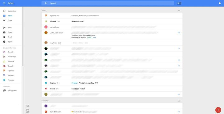 :: Gmail Make Over ::  #CantWait