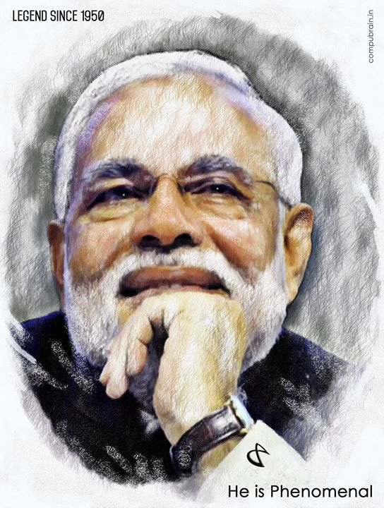 :: Happy Birthday Shri. Narendra Modi ::