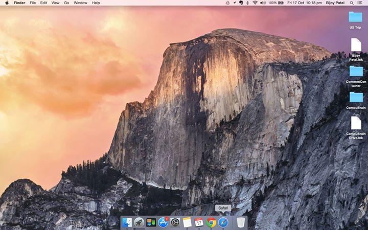 #Yosemite it is.