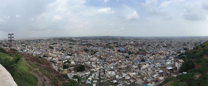 Experiencing Jodhpur