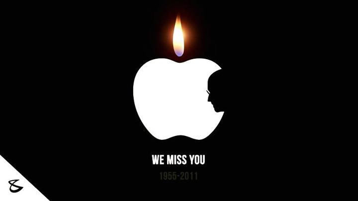 On this day in 2011.  #SteveJobs #Apple #WeMissYou