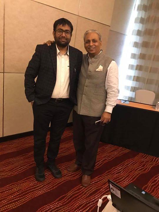 Bijoy Patel,  CompuBrain, Mumbai, Meetings, SocialMedia2, SteamRoller
