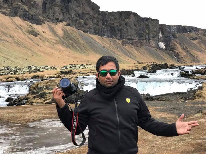 Bijoy Patel,  znmdIceland