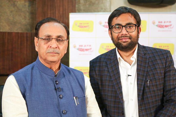 :: Opportunities are the Plinth of Achievements ::  #2point0 #VijayRupaniBJP  તા.ક. વીજયને બંગાળીમાં બિજોય કહેવાય