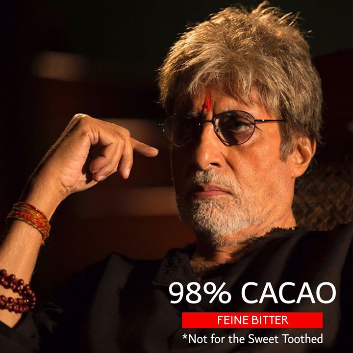 // Sarkar 3 // 98% Dark, Feine Bitter //  Yet another benchmark from the Sarkar Franchisee. If you love Dark Movies, do not stop yourself from watching this one. If you are only fond of Love Stories, or cant spell