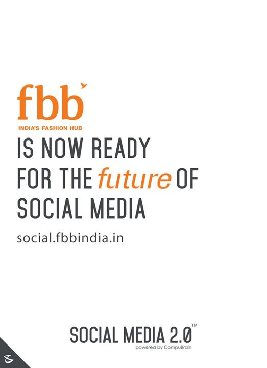 :: Presenting another 2.0 Link :: It is Fbb - India's Fashion Hub ::   #SteamRoller #SocialMedia2p0 #ContentStrategy