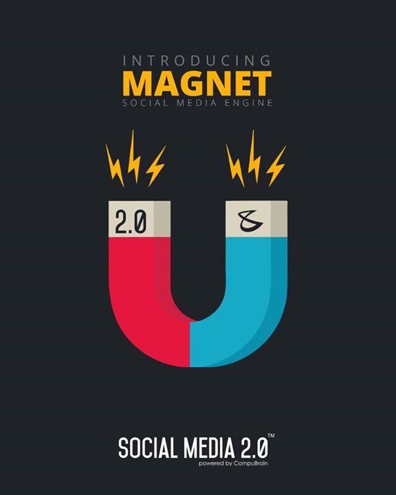 :: Lets Attract :: #SocialMedia2p0 #Magnet #SocialMediaEngine