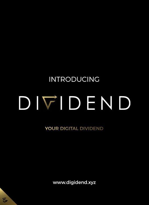 :: Yielding Digital Dividend; Calling it DIGIDEND :: #KeepInventing #YehNayaHai #Digidend