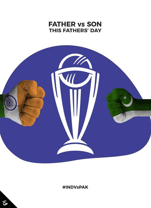 In all cases The Father Wins!  #IndvsPak #CompuBrain #Business #Technology #Innovations #DigitalMediaAgency