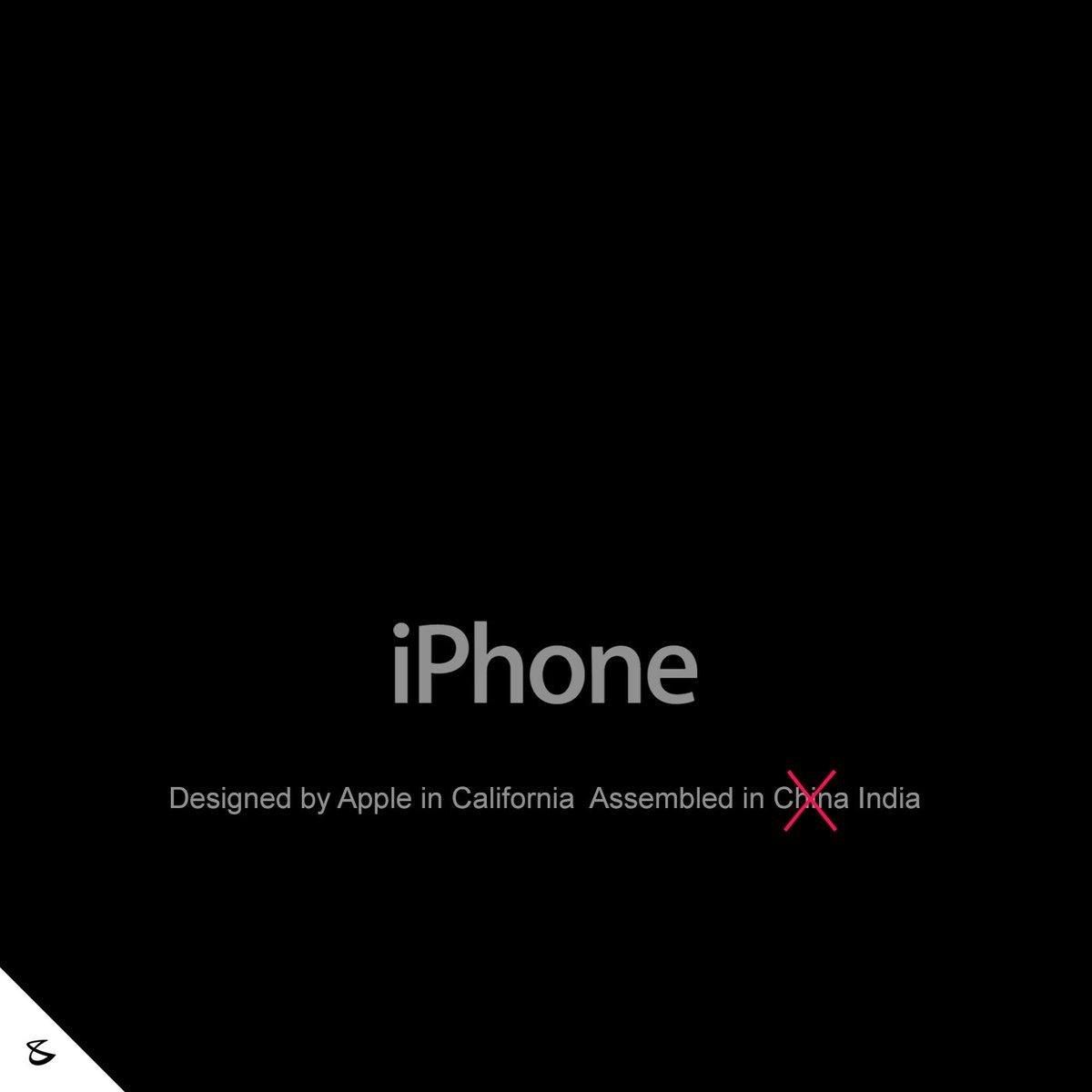 Apple gears up to manufacture iPhones in India. #CantWait #AppleIndia #OneStepCloser #Apple #iPhone7s #MakeInIndia @RajivMakhni https://t.co/haoECiP4CI