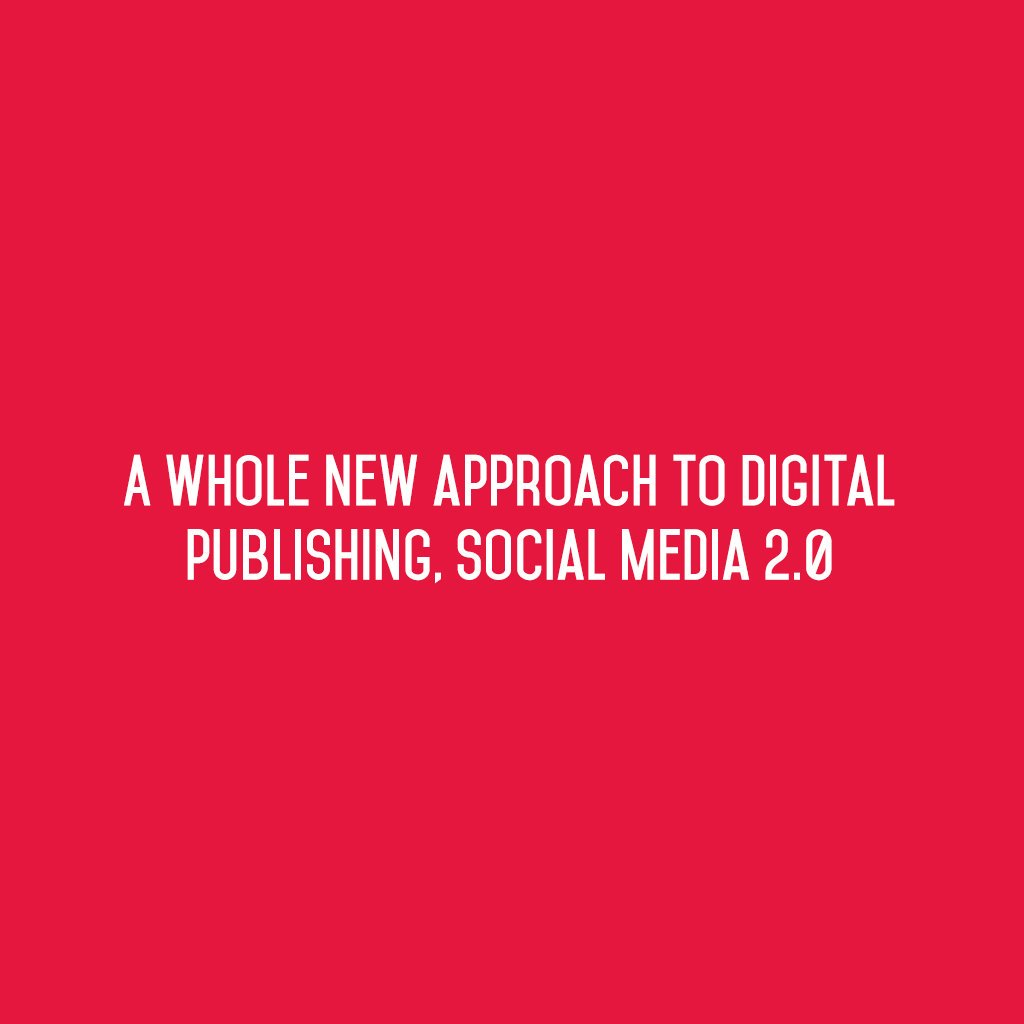 A whole new approach to digital publishing, @SM2p0 !  #sm2p0 #contentstrategy #SocialMediaStrategy #DigitalStrategy https://t.co/sskAzZyQLH