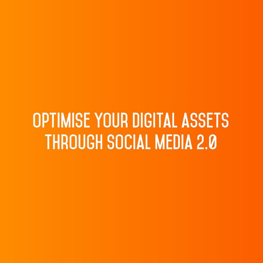 Time to optimise your #DigitalAssests! #sm2p0 #contentstrategy #SocialMediaStrategy #DigitalStrategy #SocialMediaTools #FutureOfSocialMedia https://t.co/7Pjq3WqRWL